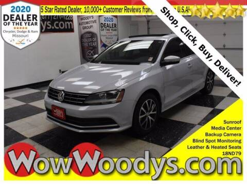2018 Volkswagen Jetta for sale at WOODY'S AUTOMOTIVE GROUP in Chillicothe MO