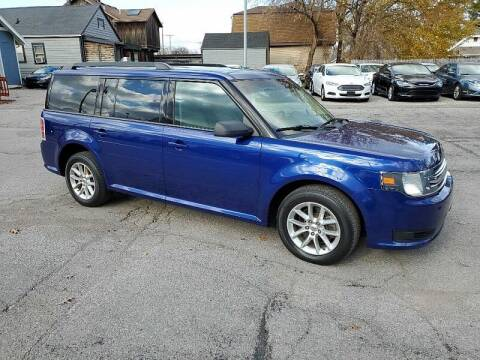 2014 Ford Flex for sale at CItywide Auto Credit in Oregon OH