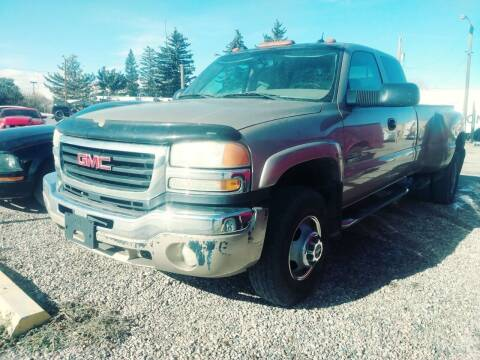 2005 GMC Sierra 3500 for sale at DK Super Cars in Cheyenne WY