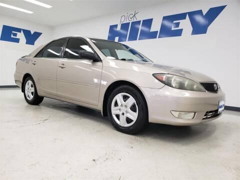 2006 Toyota Camry for sale at HILEY MAZDA VOLKSWAGEN of ARLINGTON in Arlington TX