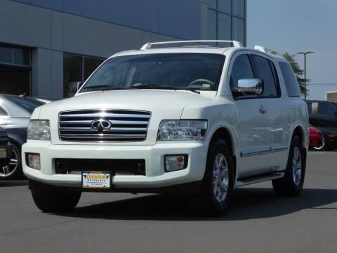 2006 Infiniti QX56 for sale at Loudoun Motor Cars in Chantilly VA