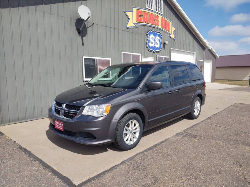 2015 Dodge Grand Caravan for sale at CARS ON SS in Rice Lake WI