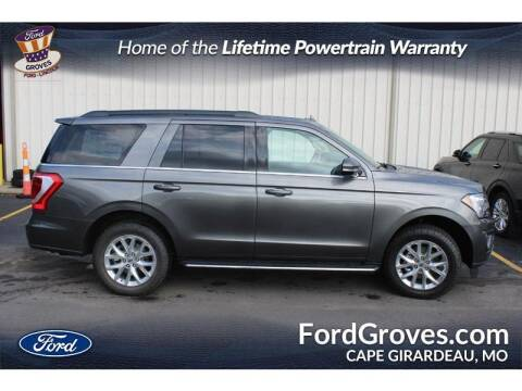 2021 Ford Expedition for sale at JACKSON FORD GROVES in Jackson MO