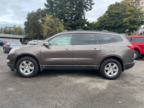 2009 Chevrolet Traverse for sale at Valley Sports Cars in Des Moines WA