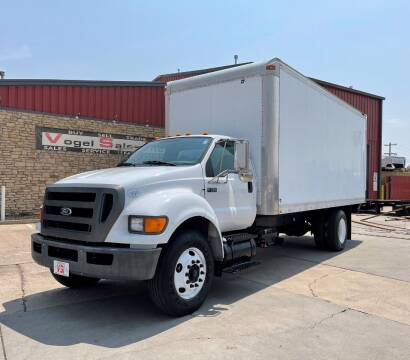 2010 Ford F-750 Super Duty for sale at Vogel Sales Inc in Commerce City CO