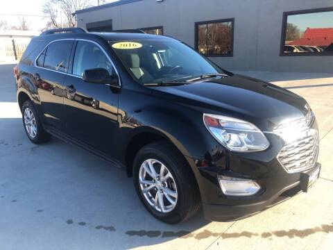 2016 Chevrolet Equinox for sale at Tigerland Motors in Sedalia MO