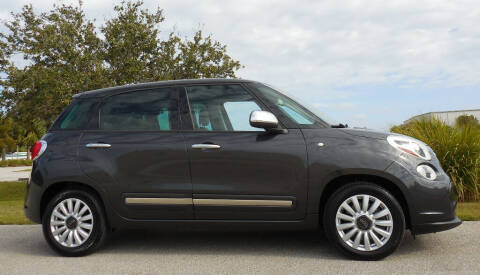 2015 FIAT 500L for sale at Performance Autos of Southwest Florida in Fort Myers FL