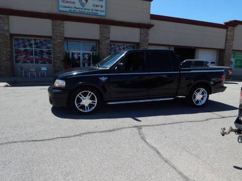 2003 Ford F-150 for sale at Iconic Motors of Oklahoma City, LLC in Oklahoma City OK