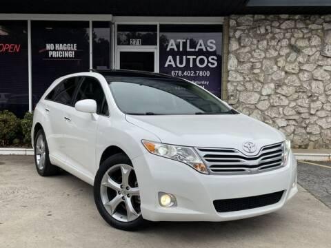 2009 Toyota Venza for sale at ATLAS AUTOS in Marietta GA