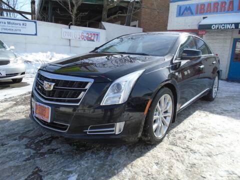 2016 Cadillac XTS for sale at IBARRA MOTORS INC in Cicero IL