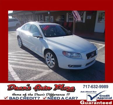 2013 Volvo S80 for sale at Dean's Auto Plaza in Hanover PA