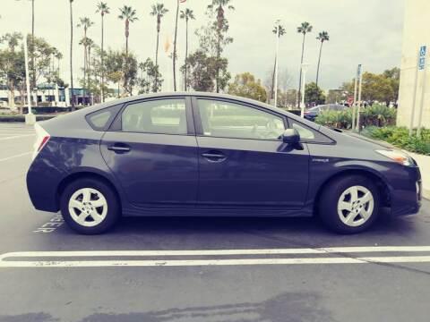 2010 Toyota Prius for sale at AllanteAuto.com in Santa Ana CA