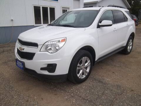 2015 Chevrolet Equinox for sale at Wieser Auto INC in Wahpeton ND