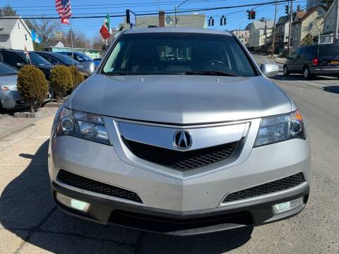 2010 Acura MDX for sale at White River Auto Sales in New Rochelle NY