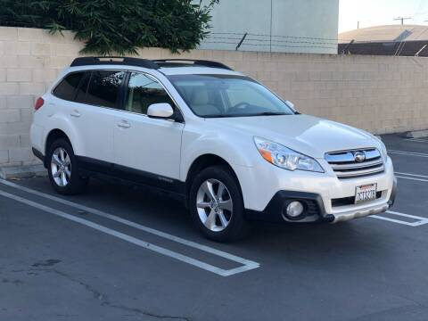 2014 Subaru Outback for sale at Autos Direct in Costa Mesa CA
