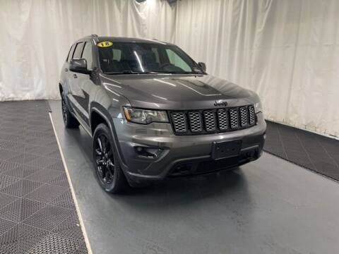 2018 Jeep Grand Cherokee for sale at Monster Motors in Michigan Center MI