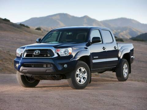 2012 Toyota Tacoma for sale at TTC AUTO OUTLET/TIM'S TRUCK CAPITAL & AUTO SALES INC ANNEX in Epsom NH