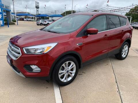 2019 Ford Escape for sale at JOHN HOLT AUTO GROUP, INC. in Chickasha OK