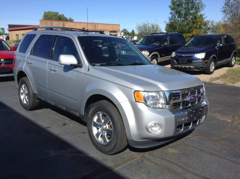 2011 Ford Escape for sale at Bruns & Sons Auto in Plover WI