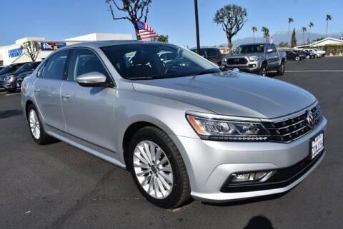 2016 Volkswagen Passat for sale at DIAMOND VALLEY HONDA in Hemet CA