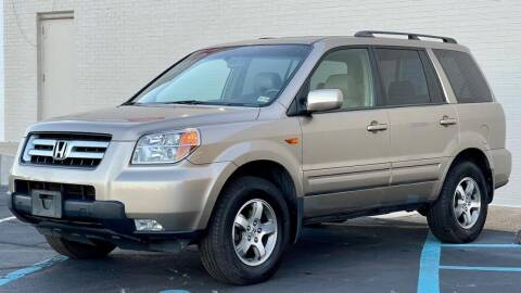 2006 Honda Pilot for sale at Carland Auto Sales INC. in Portsmouth VA
