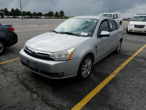 2008 Ford Focus for sale at Cars Now KC in Kansas City MO
