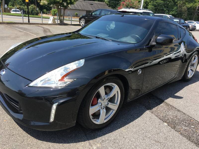 2013 Nissan 370Z for sale at Highlands Luxury Cars, Inc. in Marietta GA