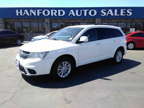 2014 Dodge Journey for sale at Hanford Auto Sales in Hanford CA