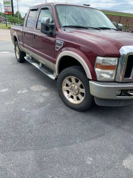 2008 Ford F-250 Super Duty for sale at BRYANT AUTO SALES in Bryant AR