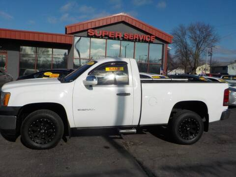 2010 GMC Sierra 1500 for sale at Super Service Used Cars in Milwaukee WI