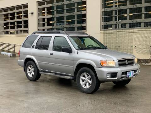 2004 Nissan Pathfinder for sale at LANCASTER AUTO GROUP in Portland OR