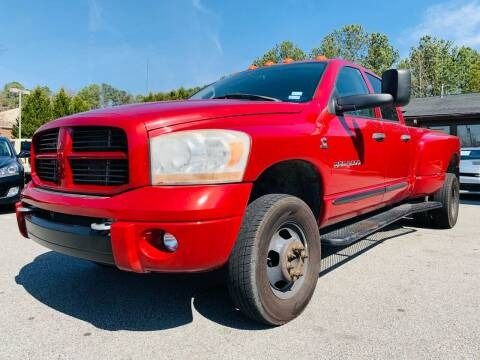 2006 Dodge Ram Pickup 3500 for sale at Classic Luxury Motors in Buford GA