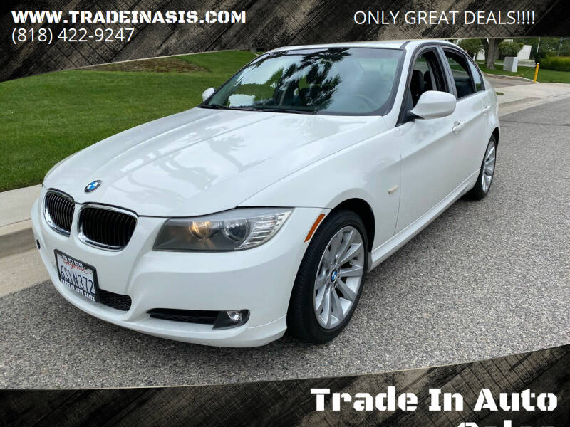 2011 BMW 3 Series for sale at Trade In Auto Sales in Van Nuys CA
