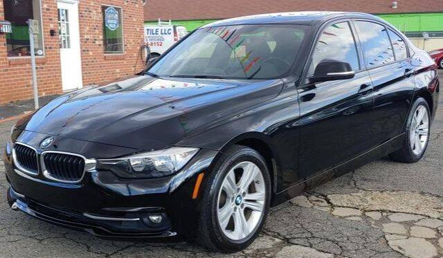 2016 BMW 3 Series for sale at L&M Auto Import in Gastonia NC