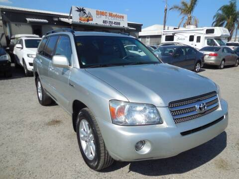 2006 Toyota Highlander Hybrid for sale at DMC Motors of Florida in Orlando FL
