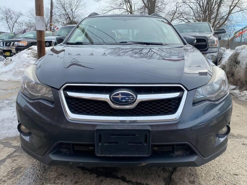 2015 Subaru XV Crosstrek for sale at Best Cars R Us in Plainfield NJ