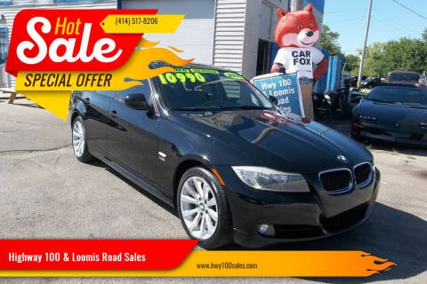 2011 BMW 3 Series for sale at Highway 100 & Loomis Road Sales in Franklin WI