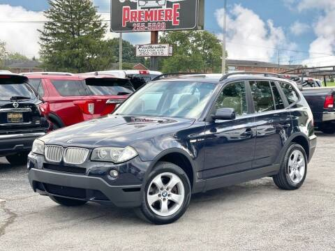 2008 BMW X3 for sale at Featherston Motors in Lexington KY