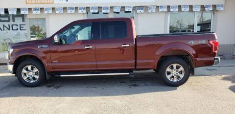 2015 Ford F-150 for sale at HomeTown Motors in Gillette WY