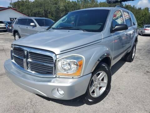 2006 Dodge Durango for sale at Mars auto trade llc in Kissimmee FL