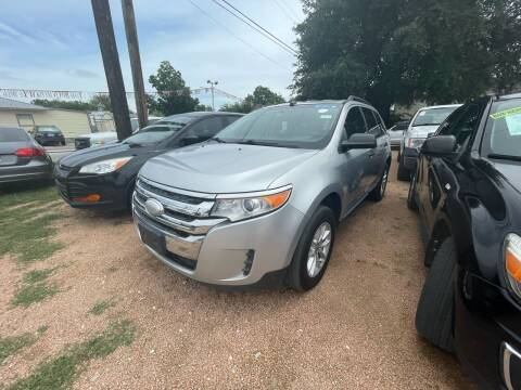 2014 Ford Edge for sale at S & J Auto Group in San Antonio TX