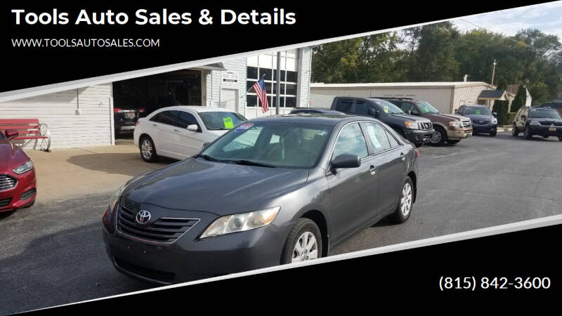 2008 Toyota Camry for sale at Tools Auto Sales & Details in Pontiac IL
