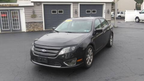 2010 Ford Fusion for sale at American Auto Group, LLC in Hanover PA
