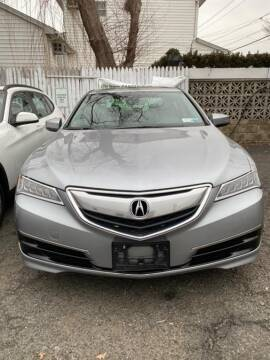 2017 Acura TLX for sale at Cars With Deals in Lyndhurst NJ