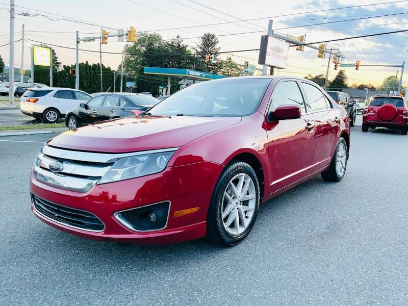 2010 Ford Fusion for sale at LotOfAutos in Allentown PA