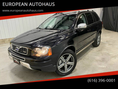 2010 Volvo XC90 for sale at EUROPEAN AUTOHAUS in Holland MI