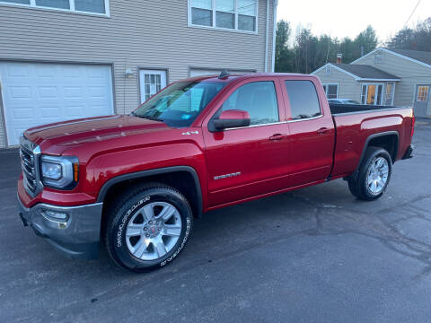 2018 GMC Sierra 1500 for sale at Glen's Auto Sales in Fremont NH