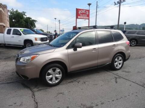 2015 Subaru Forester for sale at Joe's Preowned Autos in Moundsville WV