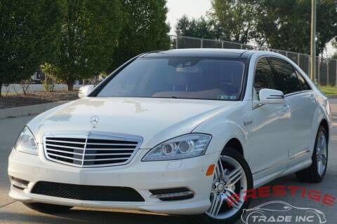2013 Mercedes-Benz S-Class for sale at Prestige Trade Inc in Philadelphia PA