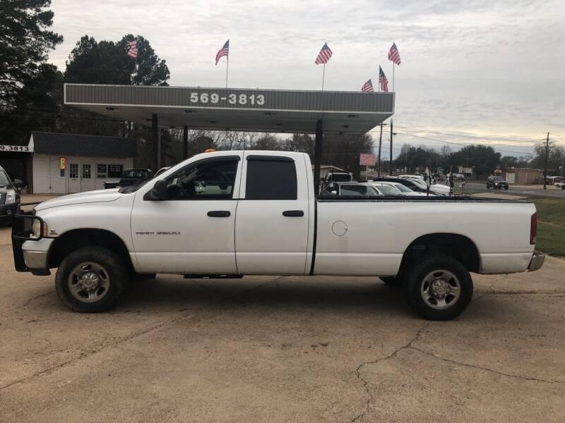 2005 Dodge Ram Pickup 2500 for sale at BOB SMITH AUTO SALES in Mineola TX